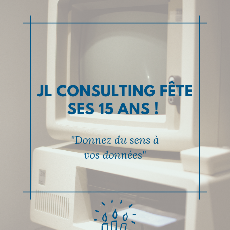 Il y a 15 ans naissait JL Consulting